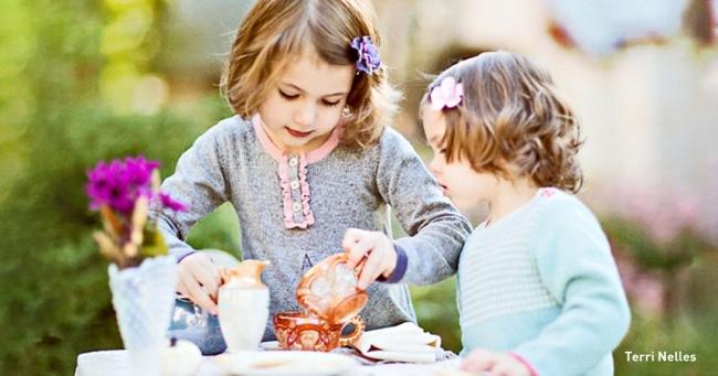 10 французских секретов, которые обучат детей хорошим манерам за столом