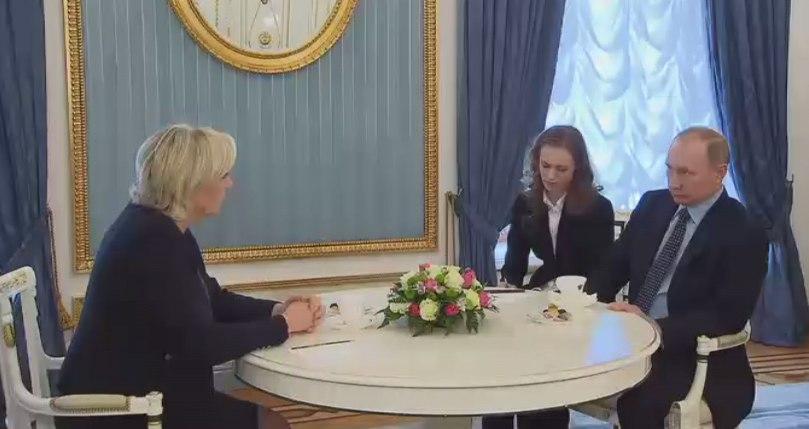 США нужна война в Европе»: Ле Пен объяснила, зачем Вашингтон намерен вооружить Украину