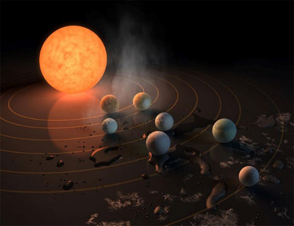 Есть ли жизнь у звезды TRAPPIST-1, и где еще человечество мечтало поселиться, но жестоко разочаровалось