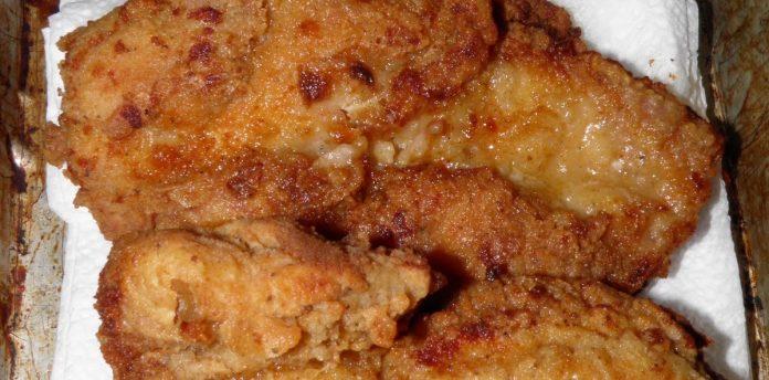 Курица в безумно вкусном кляре. Готовим с любовью!