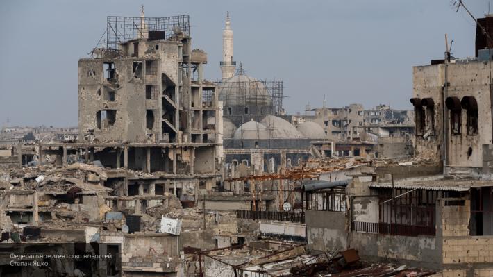 Теракт в Хомсе: 35 погибших и десятки раненых