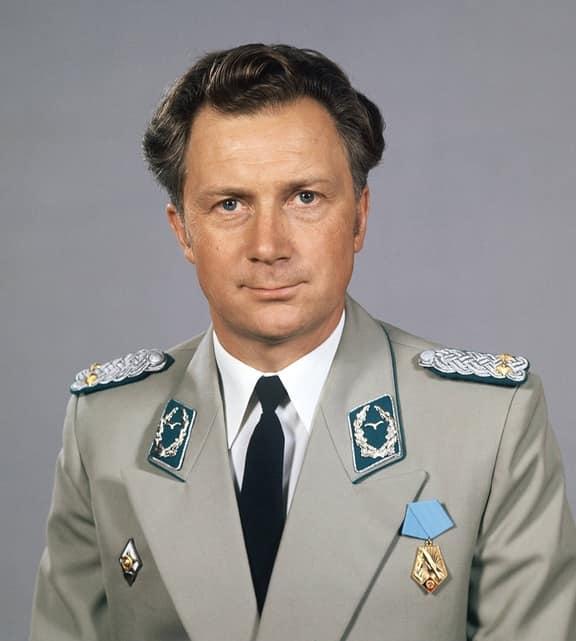 Первый немец в космосе ушёл во Вселенную
