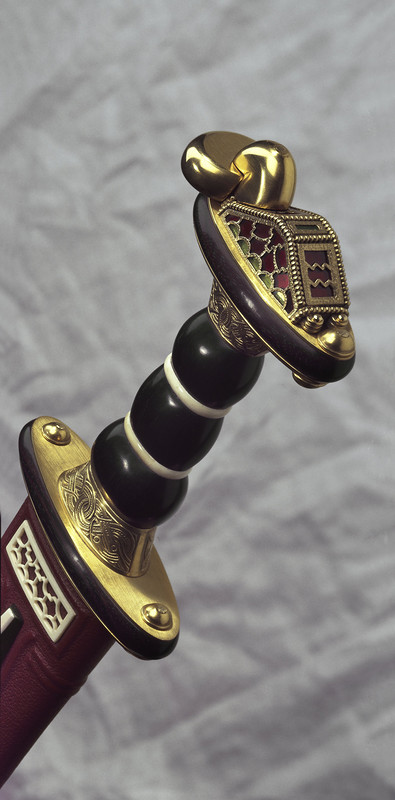 Меч меровингского типа или как выглядел меч короля Артура