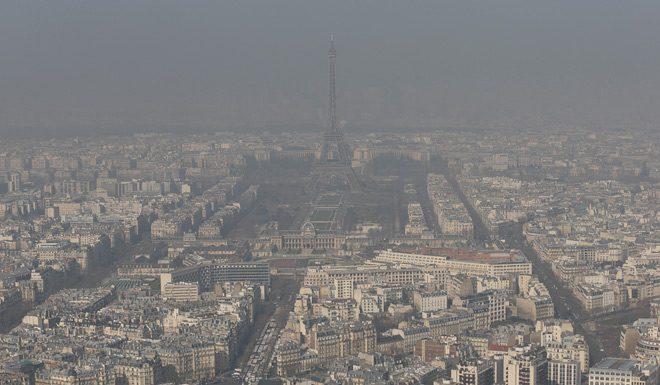 Почему в Париже весь общественный транспорт бесплатный