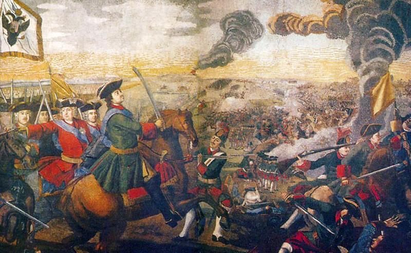 Полтавская битва: как Петр I «надрал задницу» Карлу XII