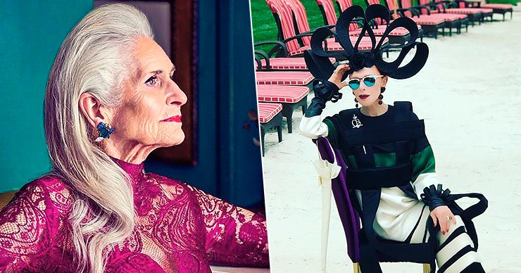 Модницы со стажем: 7 самых крутых фэшн-блогеров в возрасте