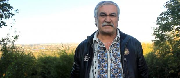 Украинский писатель Василий Шкляр: Донбасс-чужбина, Крым всегда был русским