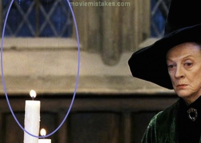 «Гарри Поттер» кино, киноляпы, фильмы