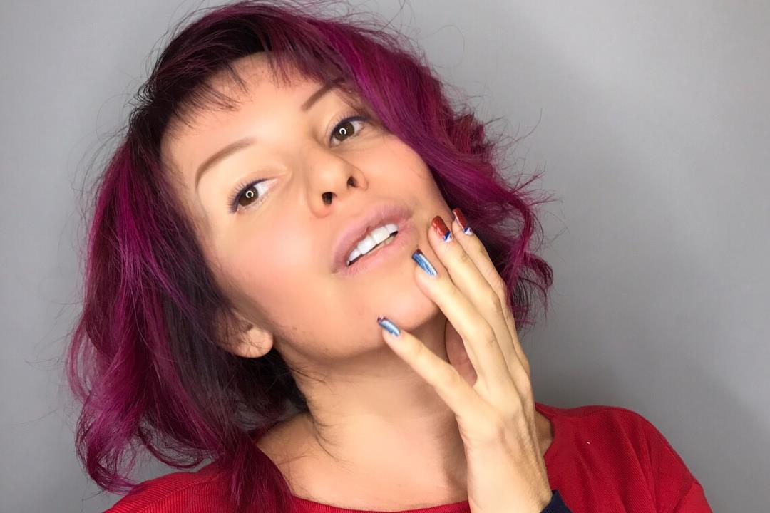Помолодевшая Наталья Штурм продемонстрировала новый цвет волос