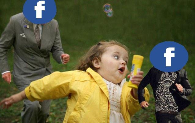 Сотрудники Фейсбука массово …