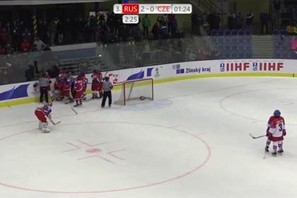 Хоккеистки российской молодежки поучаствовали в массовой драке