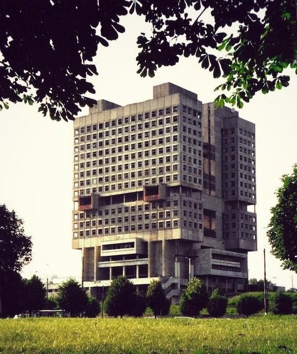 15. Дом советов СССР, архитектура, было стало, ностальгия