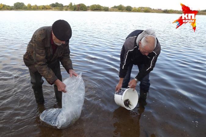 рыболовный сезон в тверской области
