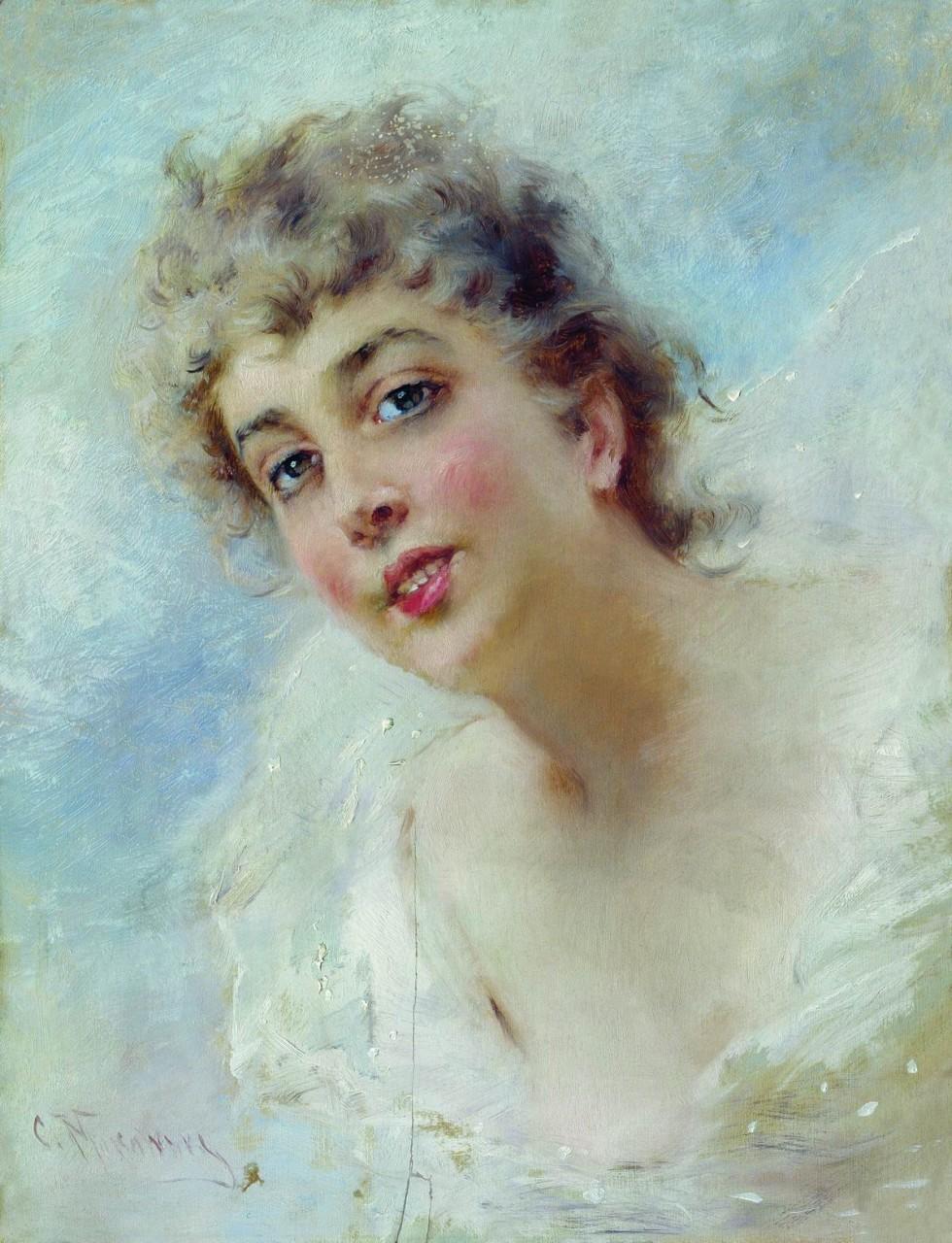 МаковÑкий К.. Свидание. 1866