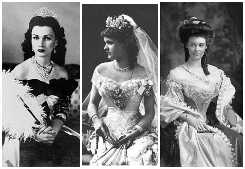 Принцессы и королевы прошлого - грезы и восхищение миллионов