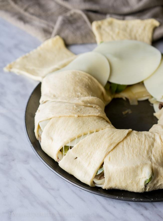 9 обалденно вкусных закусок из слоеного теста