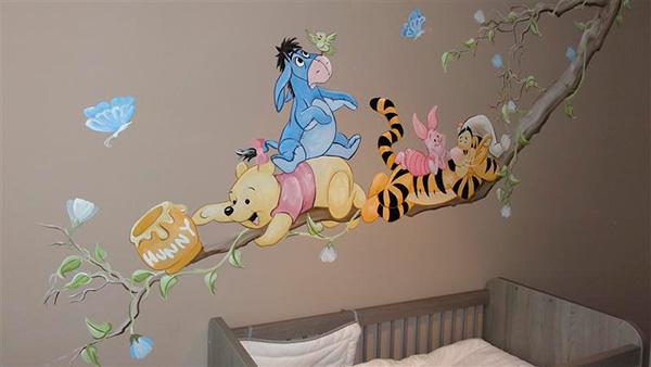 Картинки в детскую комнату на стену