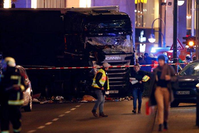 Теракт в Берлине – дело рук боевиков ИГИЛ