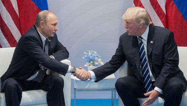 Владимир Путин: Москва не оставит попыток продолжить диалог с США по нормализации отношений