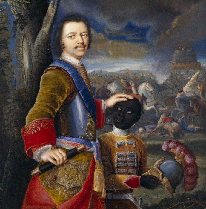 Как царь Пётр I Мадагаскар покорить собрался