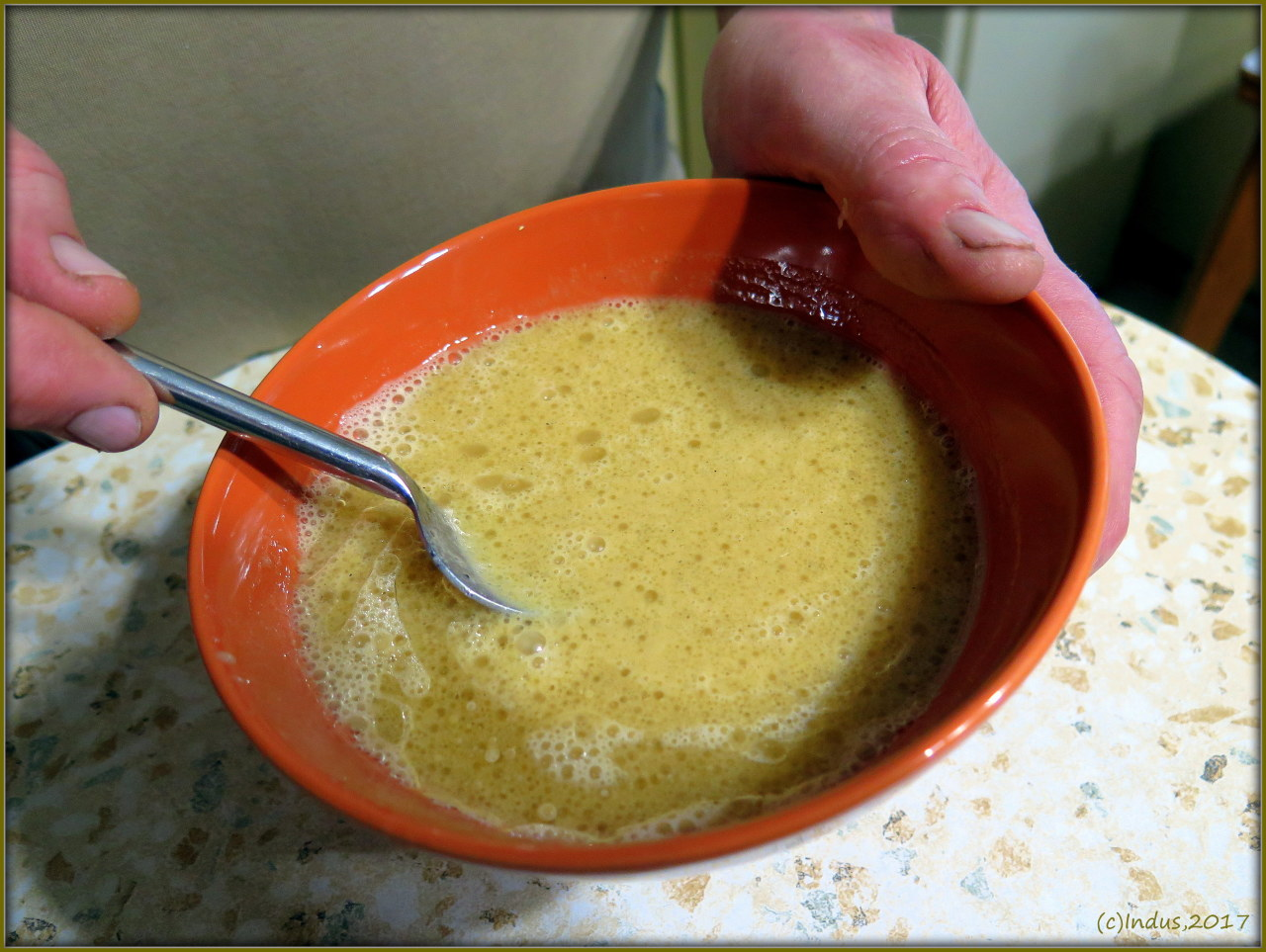 Как сделать горчичный соус для селёдки