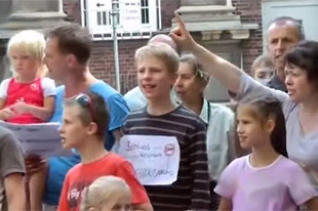 Сексуальный концлагерь. Детей в Германии вынуждают посещать уроки «про это»