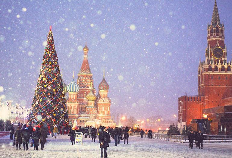 Принять участие в новогодних гуляниях на Красной площади можно будет только с билетом