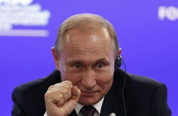 УВладимира Путина обнаружили тайное вакуумное оружие