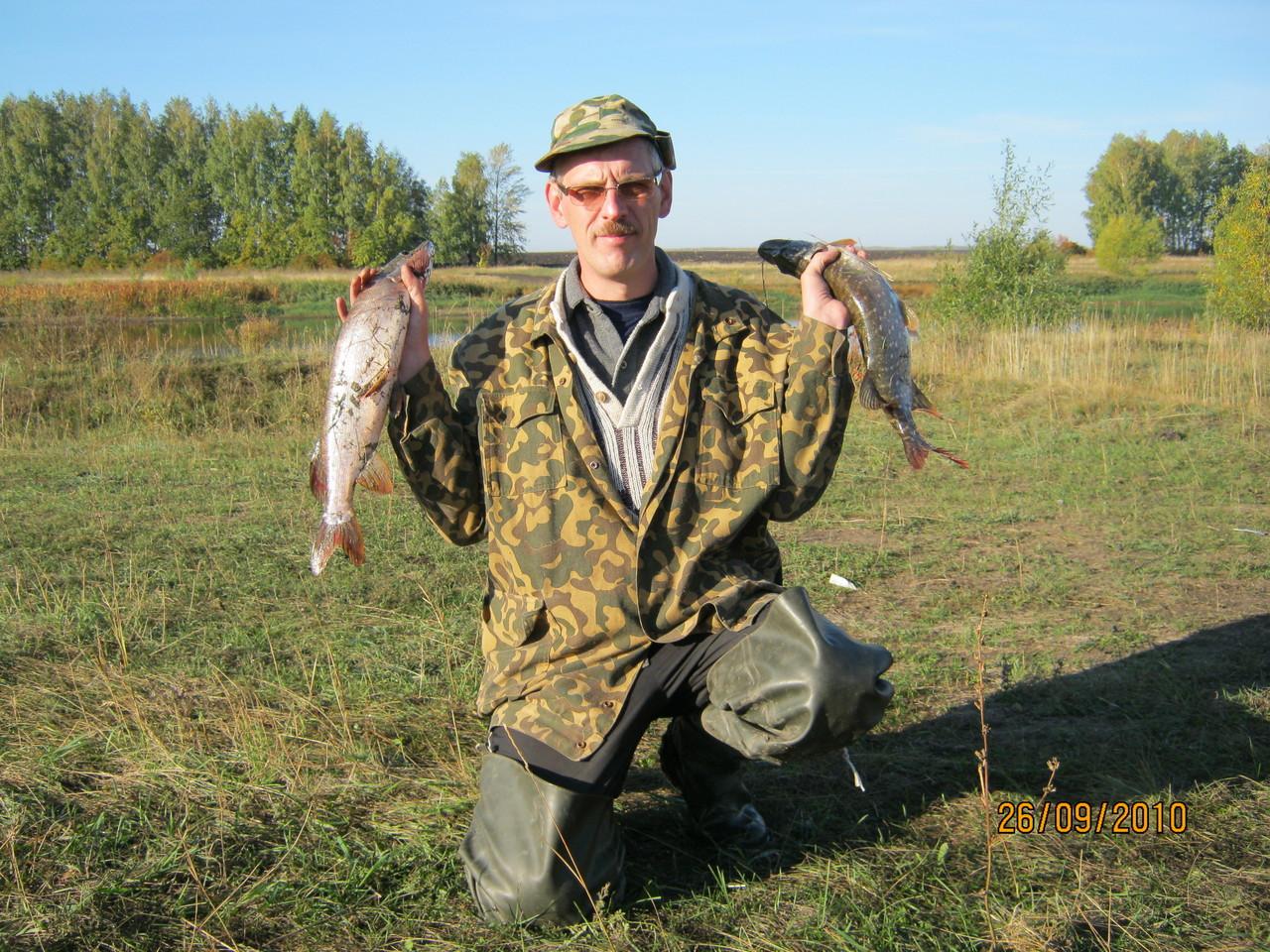 клев рыбы на 5 дней по тамбовской области
