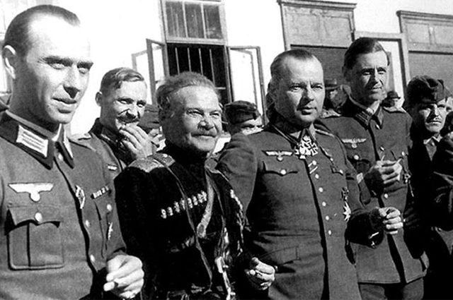 История расплаты русских казаков, присягнувших Гитлеру