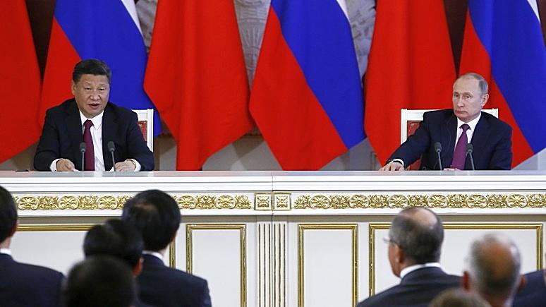Le Monde: совместные проекты России и Китая буксуют, несмотря на заверения в дружбе