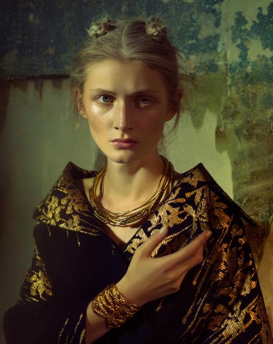 Модное фото от фотографа Елизаветы Породиной (Elizaveta Porodina).