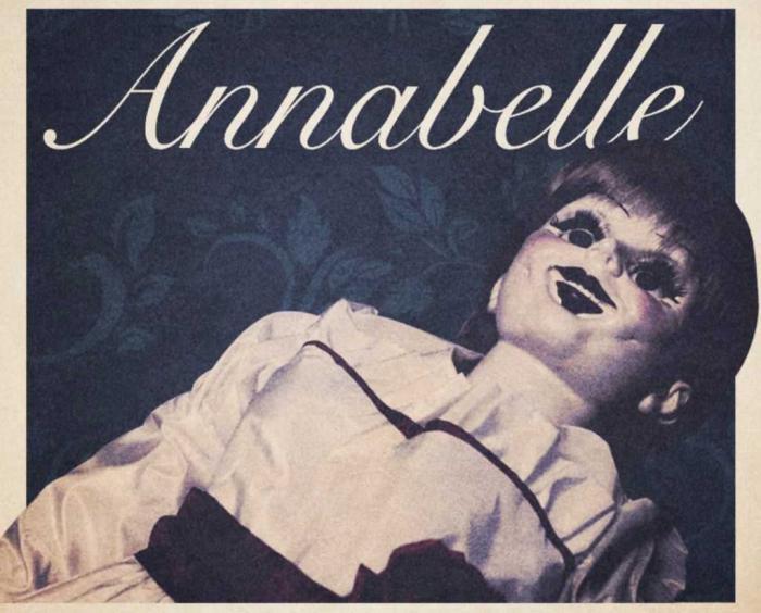 Аннабель. Настоящее фото проклятой куклы