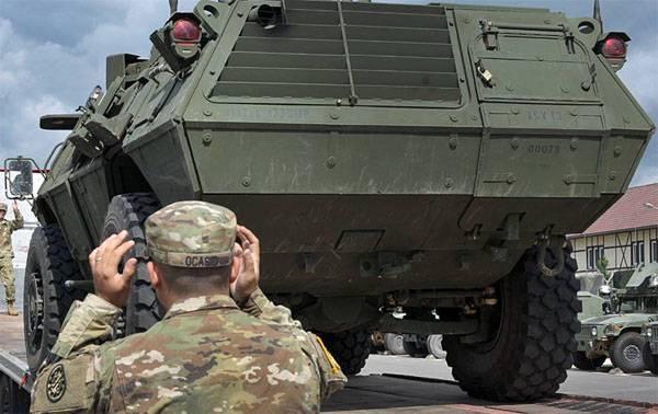 """Американская армия понесла потери ещё до начала учений """"Saber Guardian"""" в Восточной Европе"""
