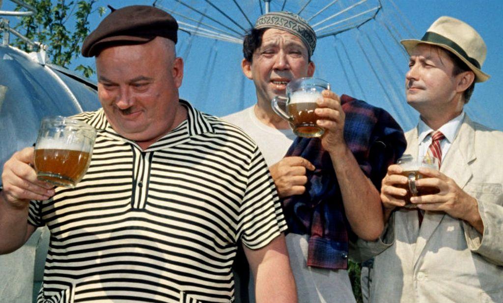 Пиво в Советском Союзе