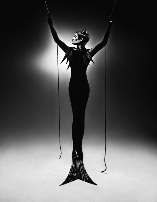 Нити. Модное фото от фотографа Елизаветы Породиной (Elizaveta Porodina).