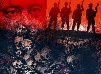 Украинские нацисты открыто призывают к войне и зачистке на Донбассе