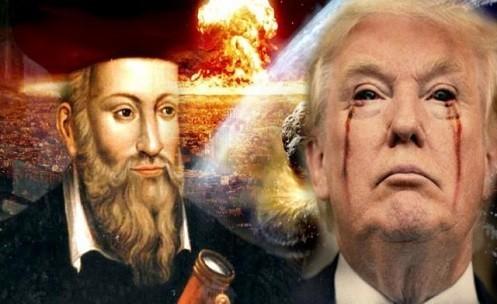 Экстрасенс, предсказавший победу Трампа, назвал дату начала третьей мировой