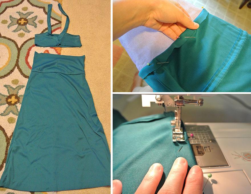Модные вещи своими руками шить