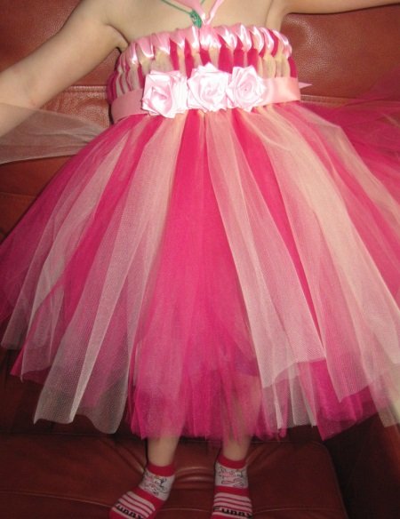 Платья из фатина своими руками для девочки