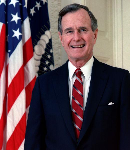 Дж. Буш: Россия ничего не забудет, ничего не простит. Кусок из совершенно потрясающего интервью