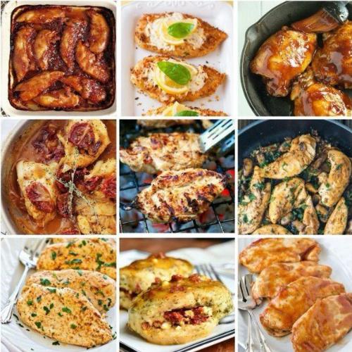 Что делать с куриной грудкой: вкусные идеи