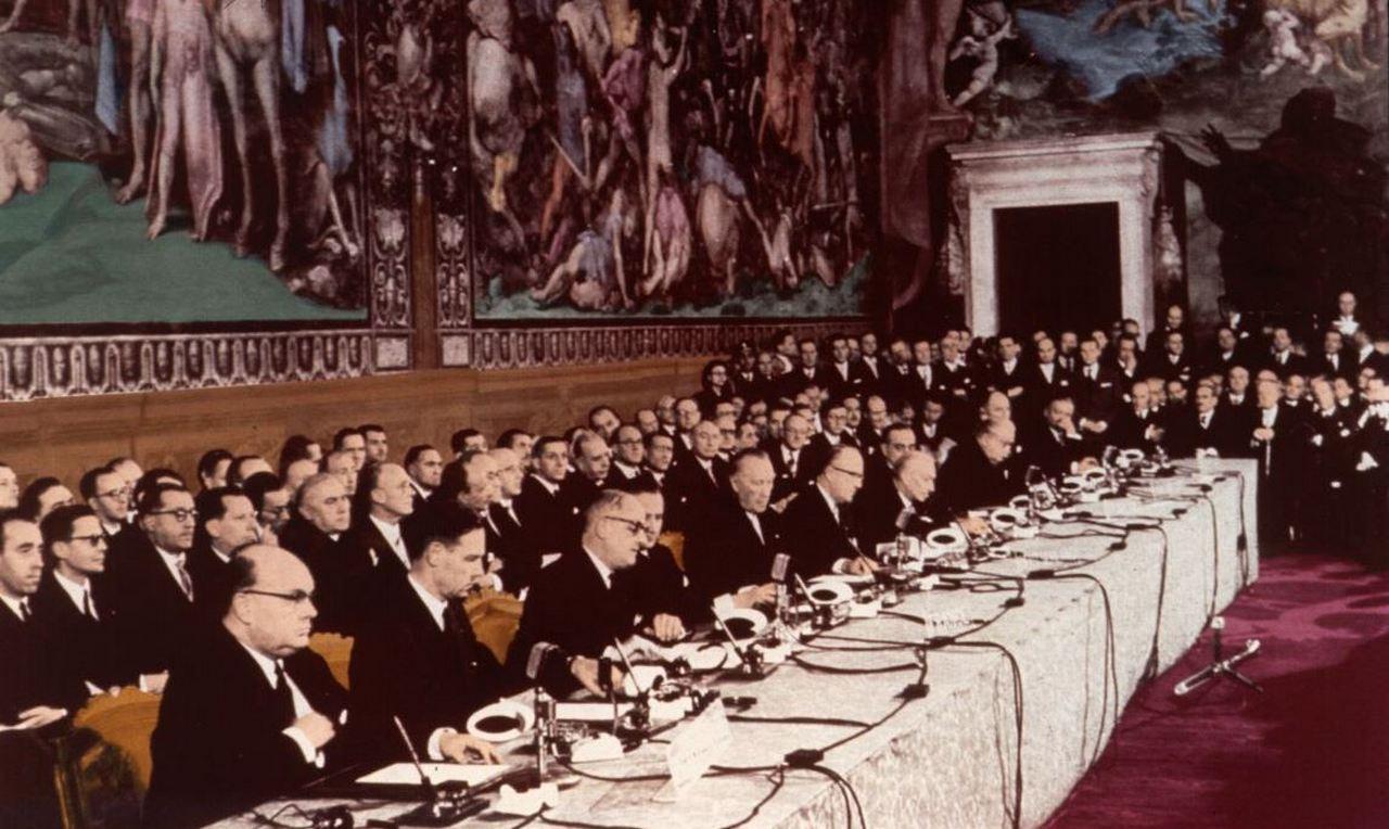 60 лет американскому проекту «Единая Европа». Валентин Катасонов