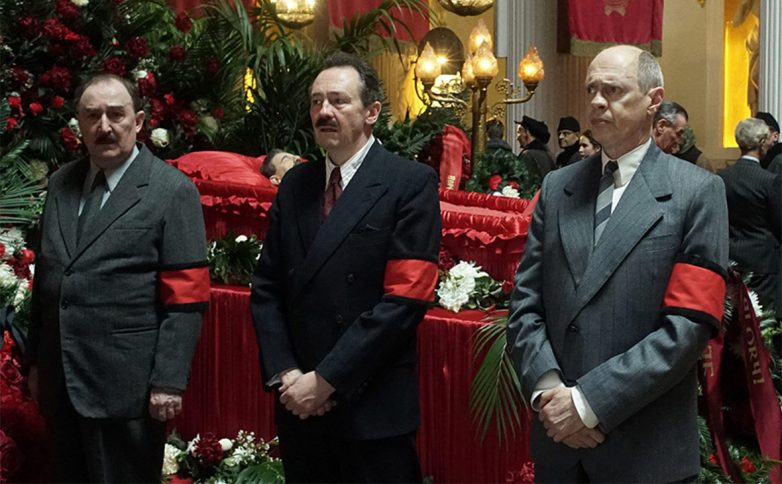 Премьеру «Смерти Сталина» попросили отложить из-за юбилея битвы за Сталинград
