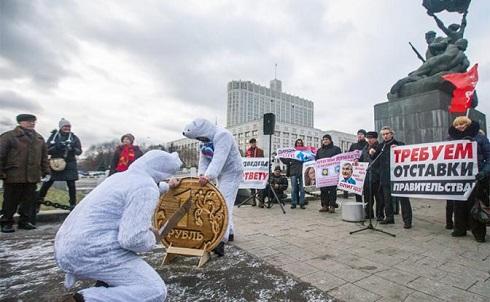 Такой социальной несправедливости Россия не видела с 1905 года
