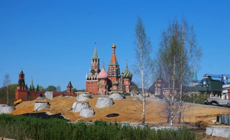 Самый секретный объект у Кремля