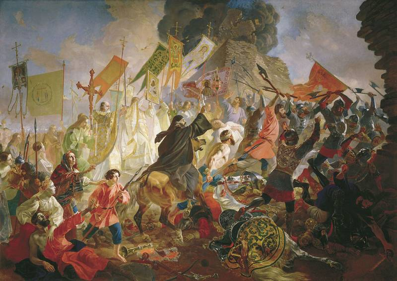 Иван Грозный. Битва за Россию