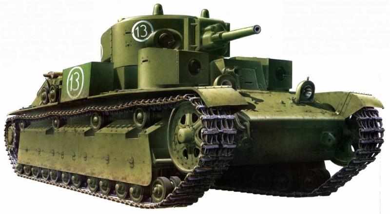 Броня крепка и танки наши быстры... Советский средний танк Т-28