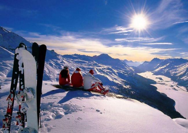 Лучшие зимние курорты