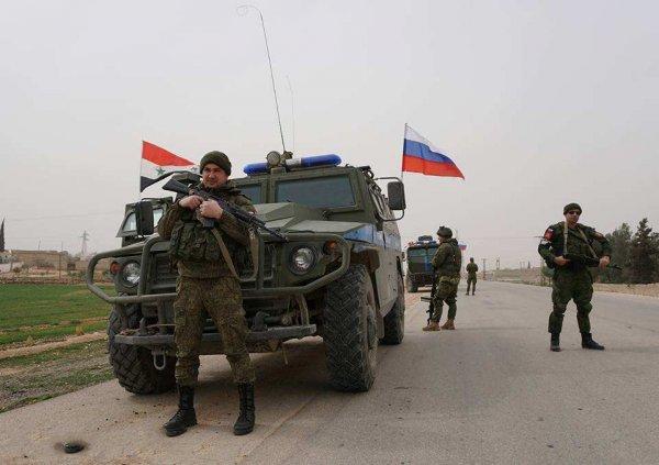 Сирия: «Злые русские» военные не дают боевикам и их семьям умереть с голоду